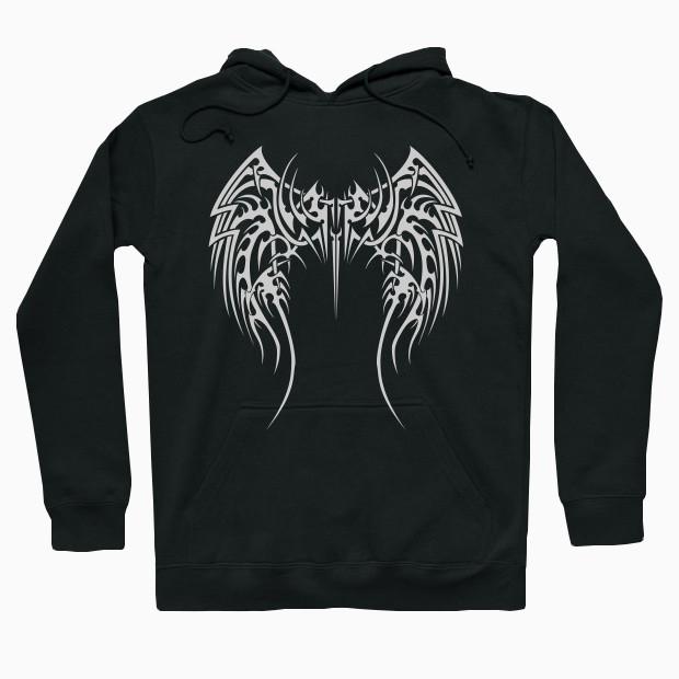 Tribal wings Hoodie
