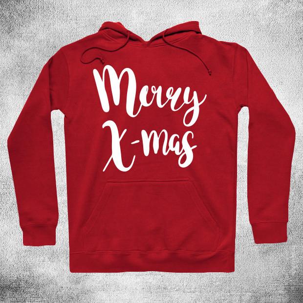 Merry Xmas Hoodie