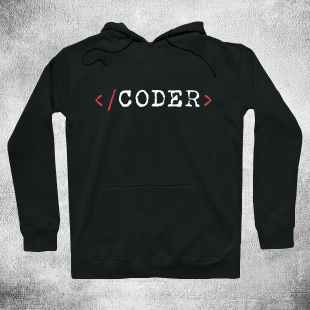 Coder Hoodie