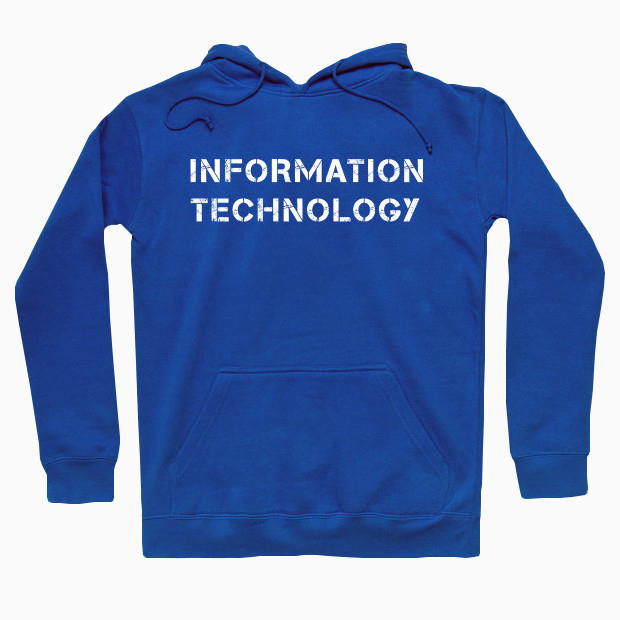 Information technology Hoodie