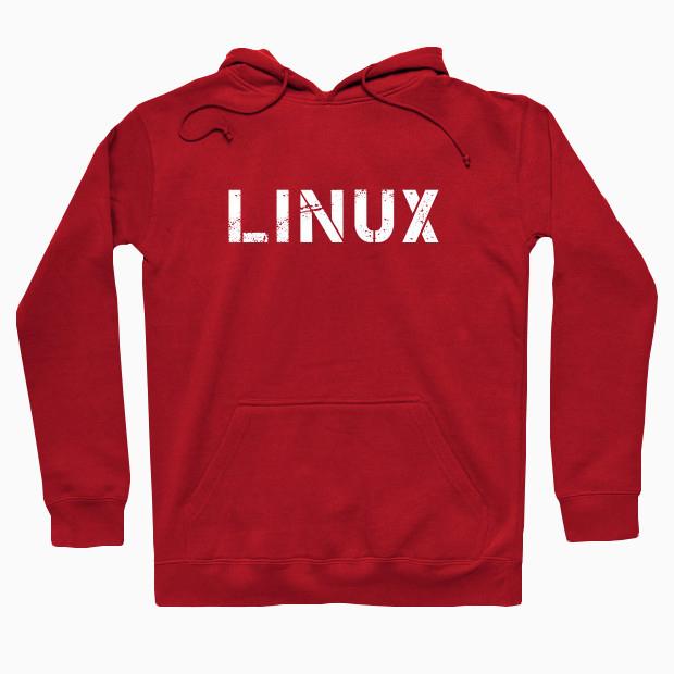 Linux world Hoodie