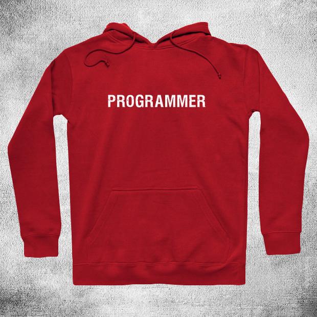 Programmer typography streetwear Hoodie