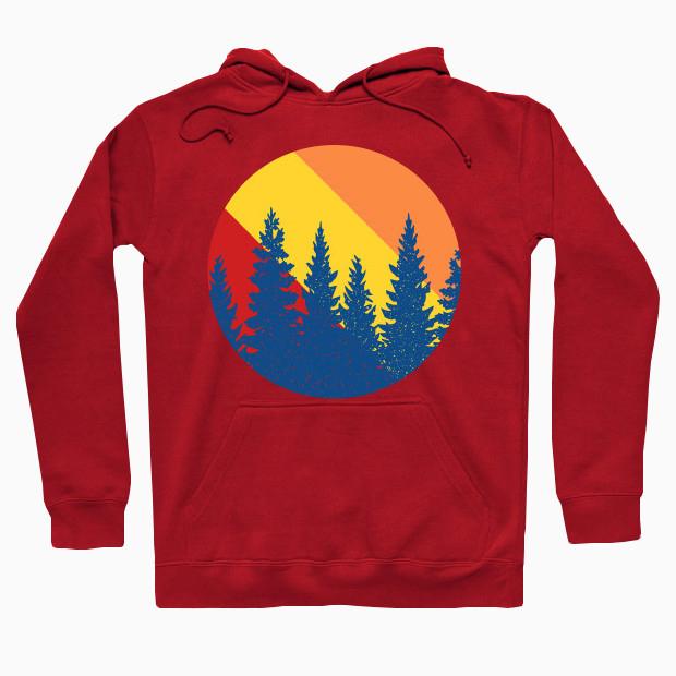 Forest dreams Hoodie