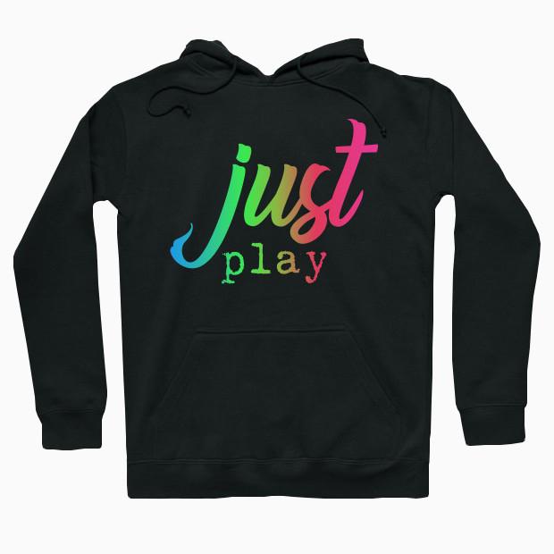 Just play RGB Hoodie