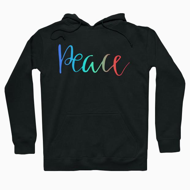 Peace RGB Hoodie