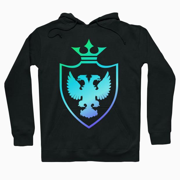 RGB Heraldry Hoodie