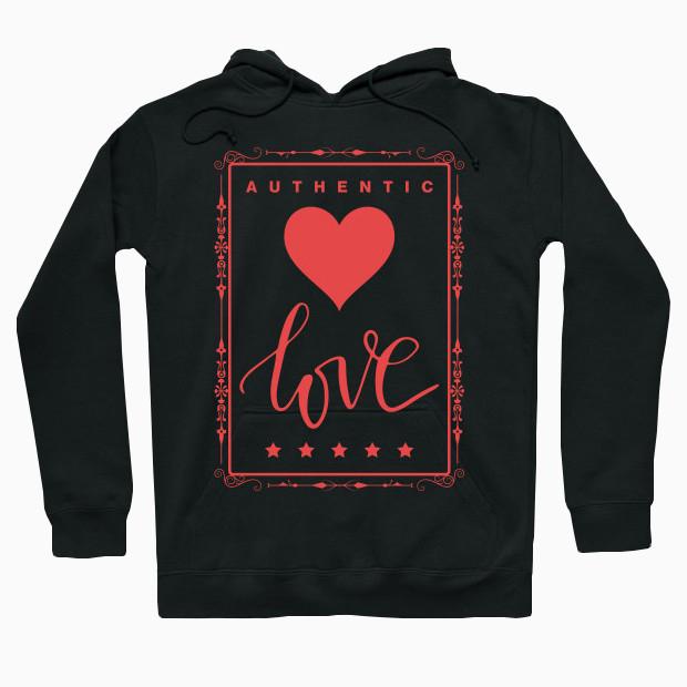 Love streetwear Hoodie