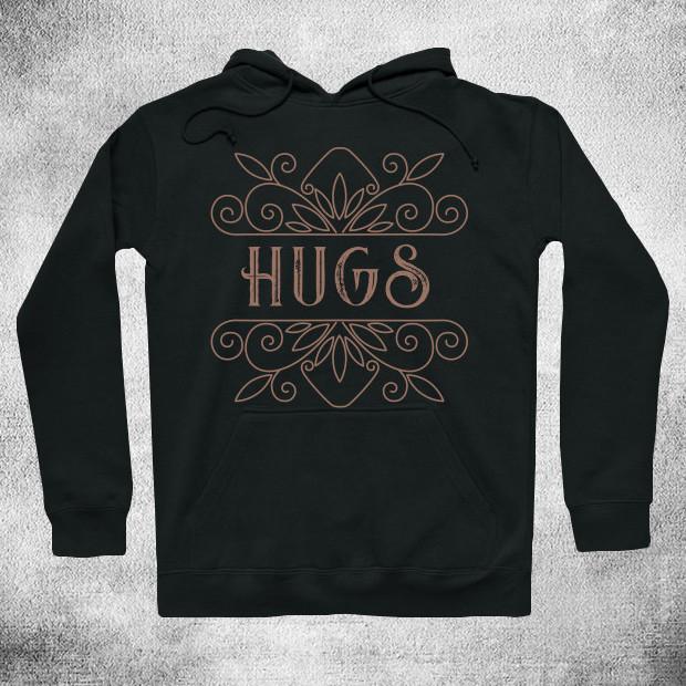 Vintage Hugs Hoodie