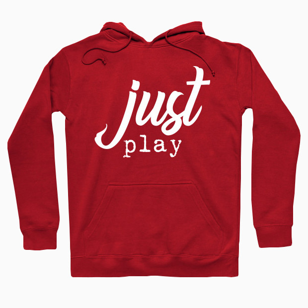 Just play Hoodie