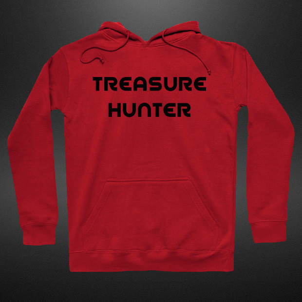 Treasure hunter Hoodie