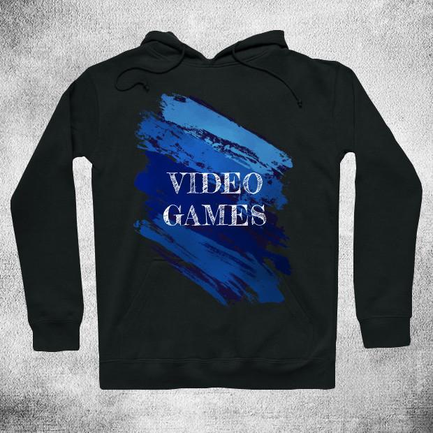 Video games Hoodie