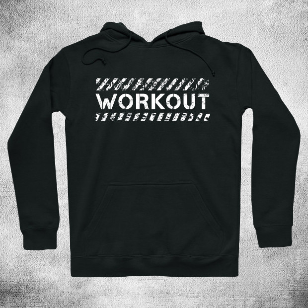 Cool Workout Hoodie