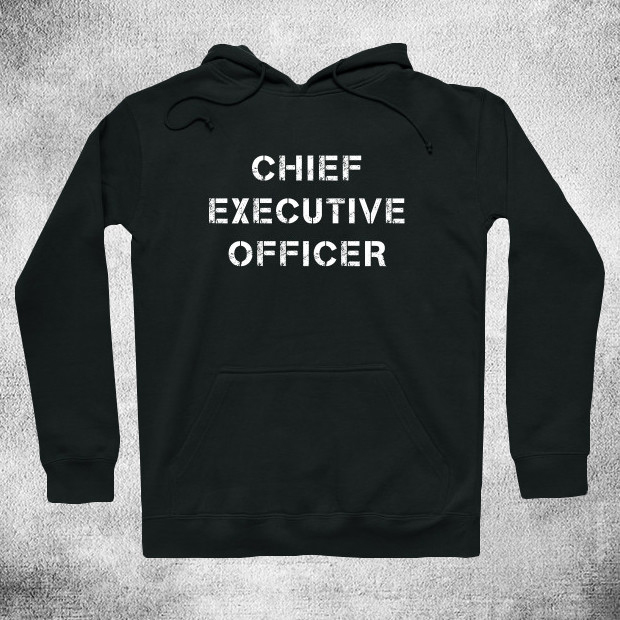 Chief Executive Officer Hoodie