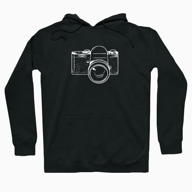 DSLR camera Hoodie