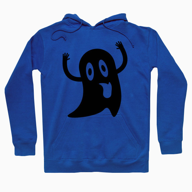 Funny ghost Hoodie