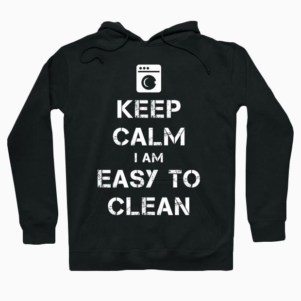 Keep calm joke Hoodie