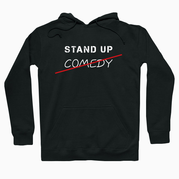 Stand up Hoodie