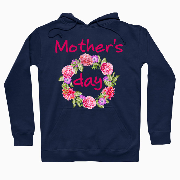 Mother day flowers Hoodie