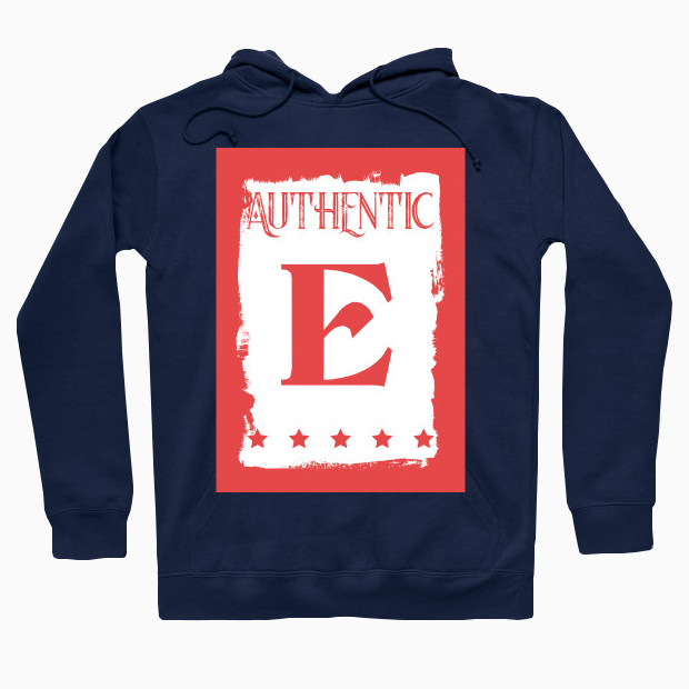 Names That Start With E Hoodie