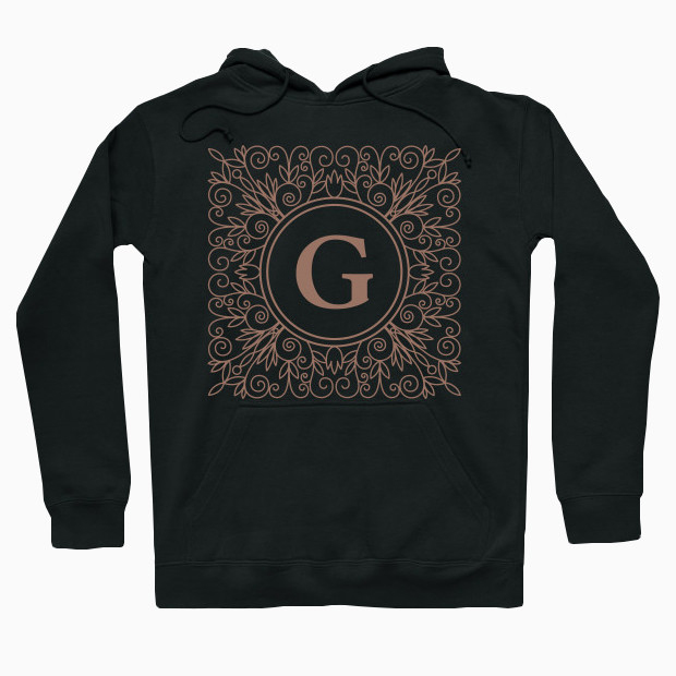 Vintage Names That Start With G Hoodie