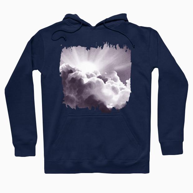 Precious Clouds Hoodie