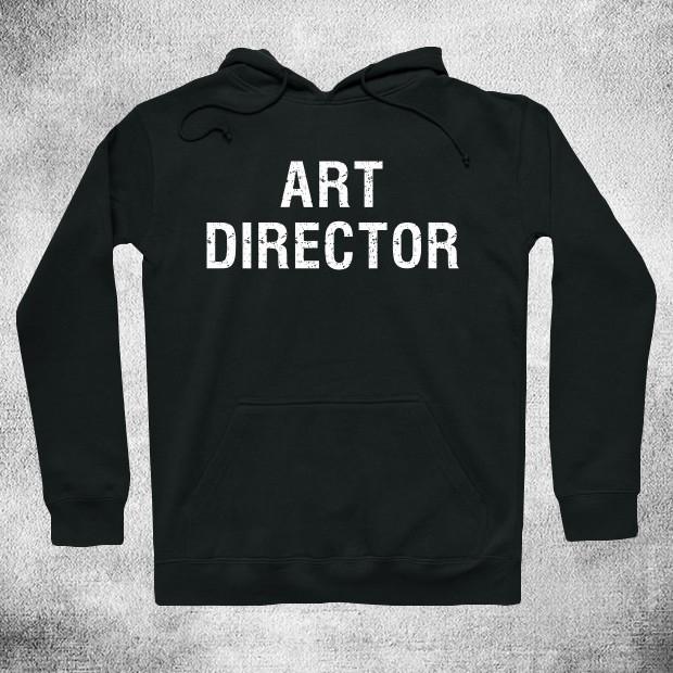 Art director Hoodie