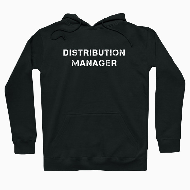 Distribution Manager Hoodie