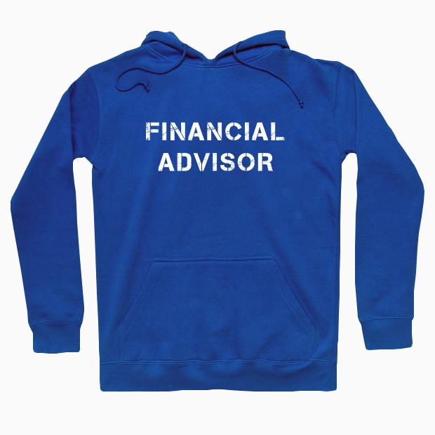 Financial Advisor Hoodie