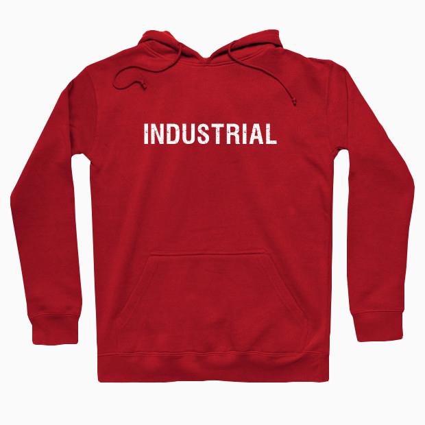 Industrial Hoodie