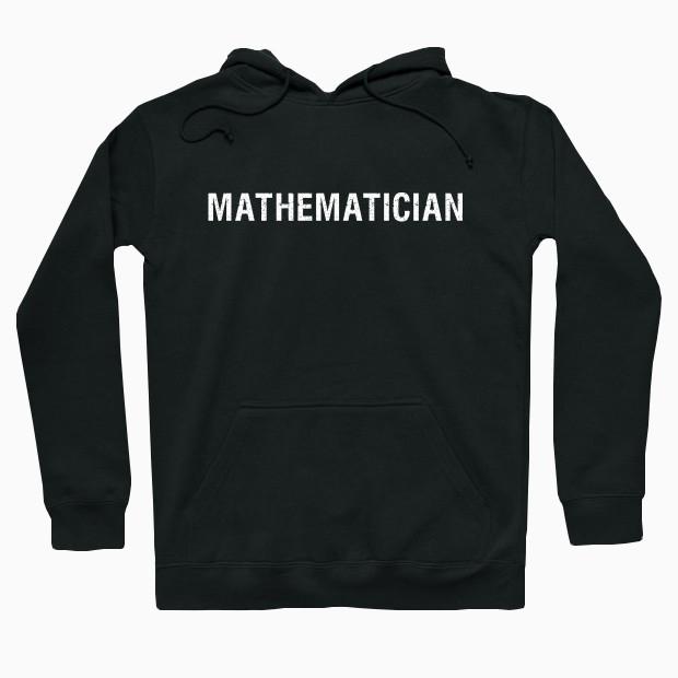 Mathematician Hoodie