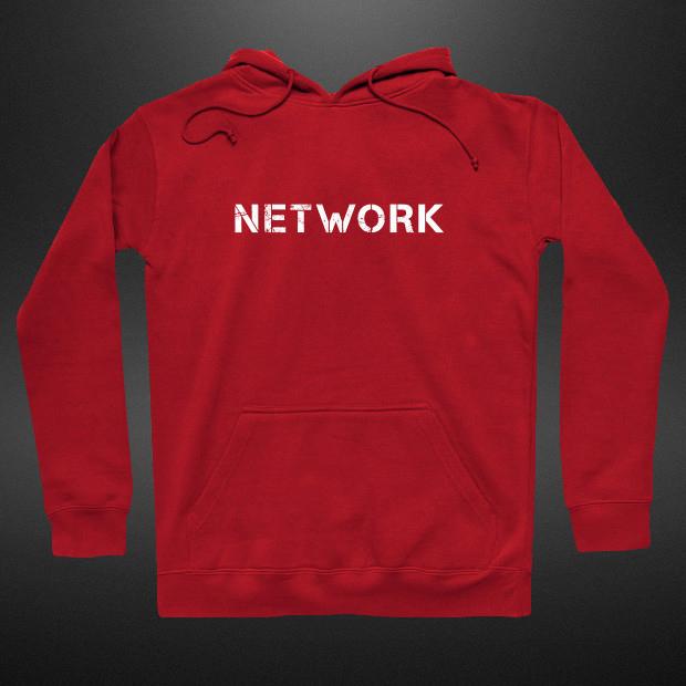 Network Hoodie