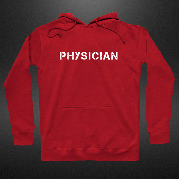 Physician Hoodie