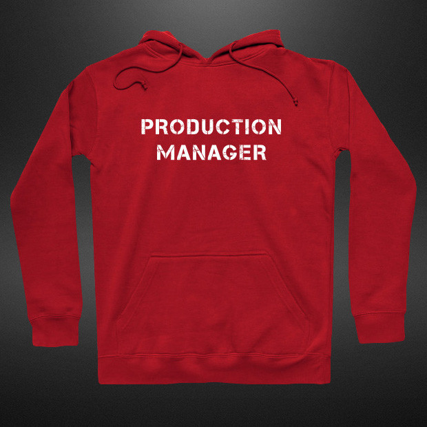 Production Manager Hoodie