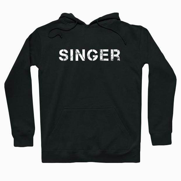 Singer Hoodie