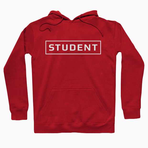 Student Hoodie