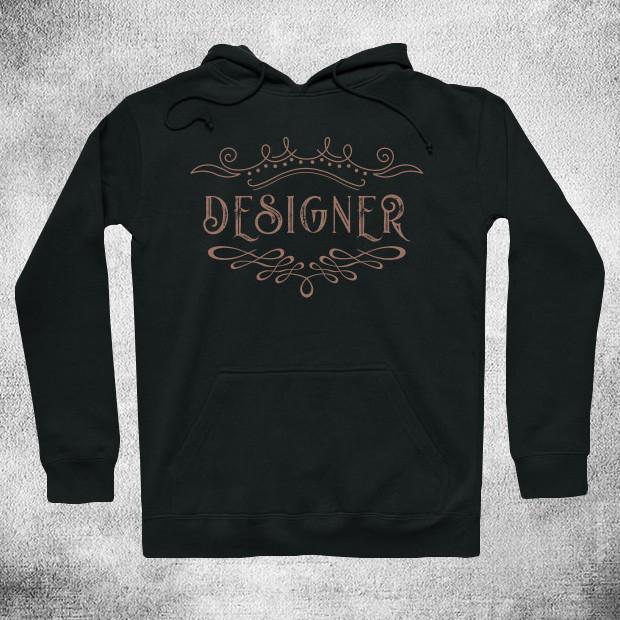 Vintage Designer Hoodie
