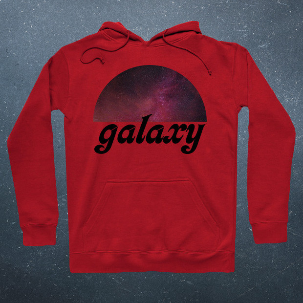 Unknown galaxy Hoodie