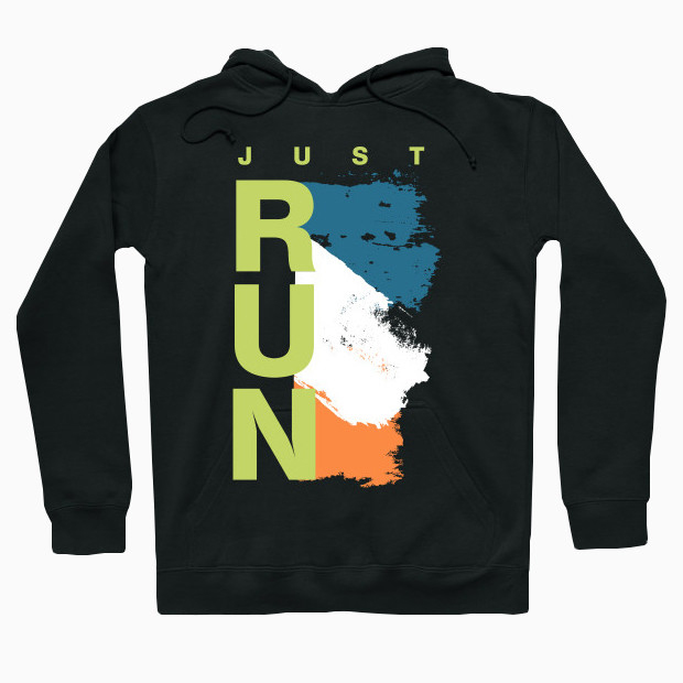 Cool just run sportswear Hoodie