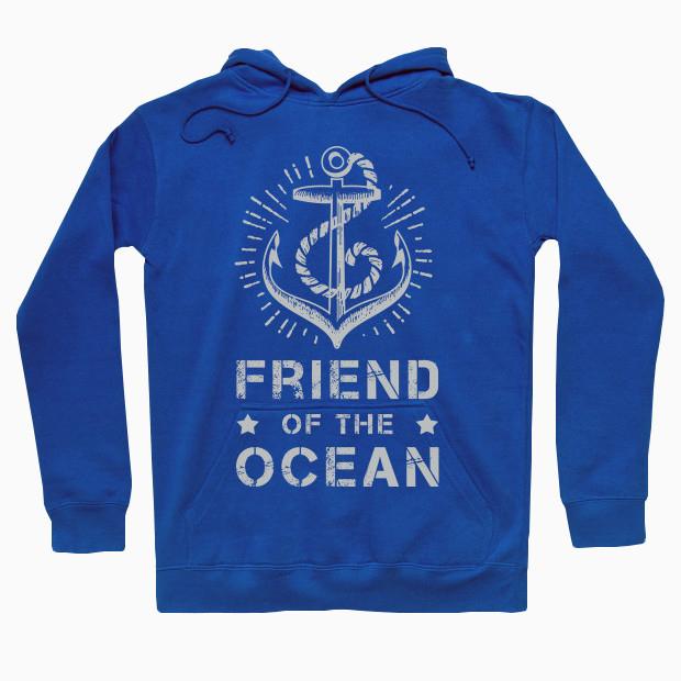 Friend of the ocean Hoodie