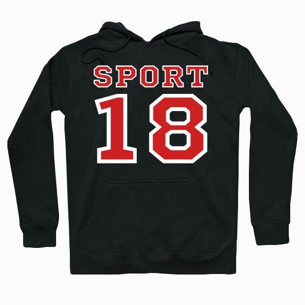 Sport 18 Hoodie