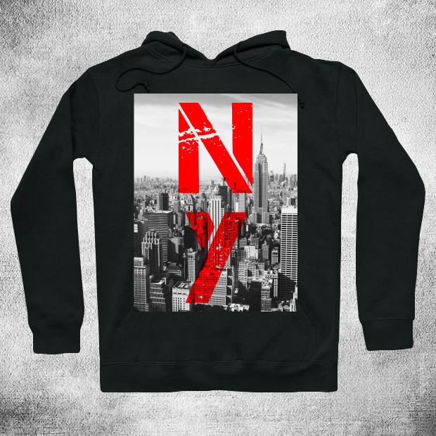 New York Streetwear Hoodie