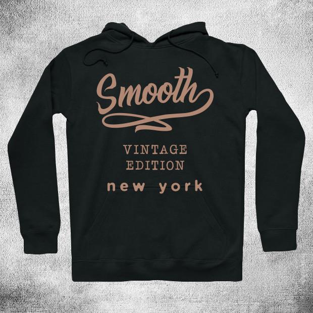 Smooth vintage edition Hoodie