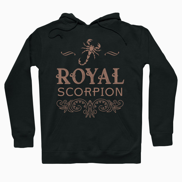 Royal scorpion Hoodie