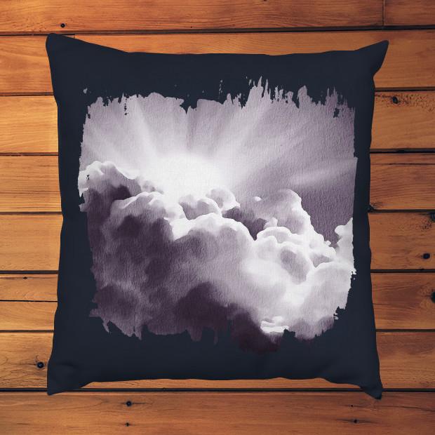 Precious Clouds Pillow