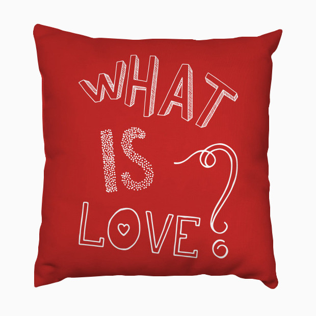 What is love Pillow