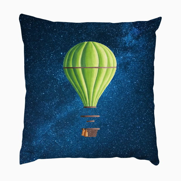 Balloon in space Pillow
