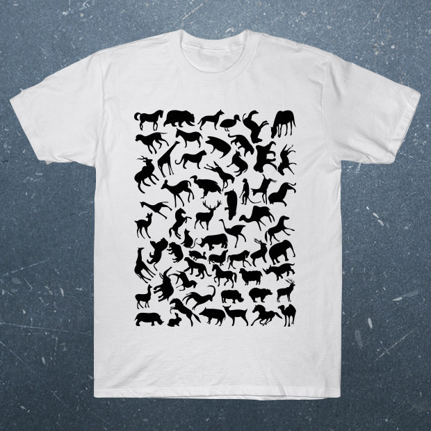 Animals party T-Shirt