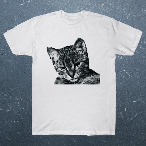 Cute cat drawing T-Shirt