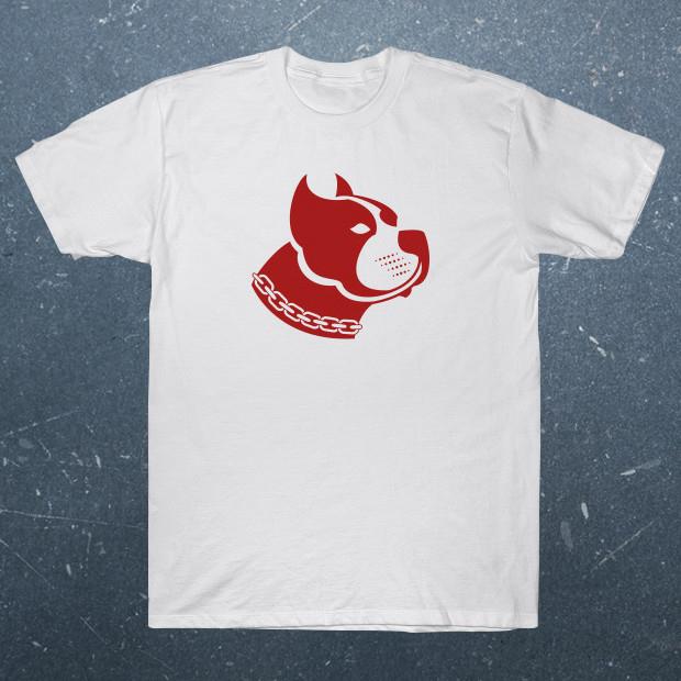Dope Bulldog drawing T-Shirt