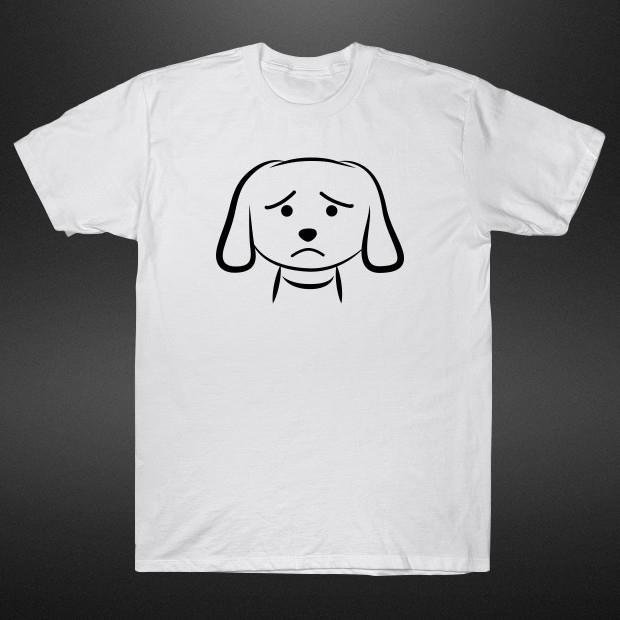 Sad puppy T-Shirt